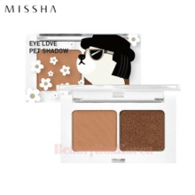 MISSHA Eye Love Pet Shadow 4.6g [Beyond Closet Edition]